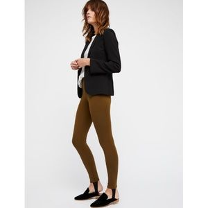 Free People High Rise Ponti Stirrup Legging